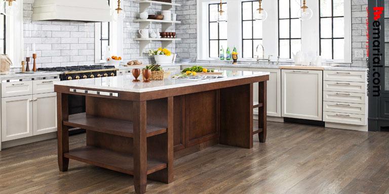 مدلهای مختلف آشپزخانه جزیرهای